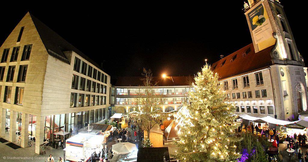 Weihnachtsmarkt Karlsruhe 2021