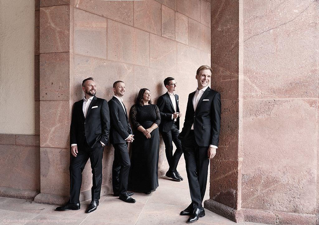 Konzerte Weihnachten 2019.Calmus Ensemble Weihnachten A Cappella Oberkochen Am 01 12 2019