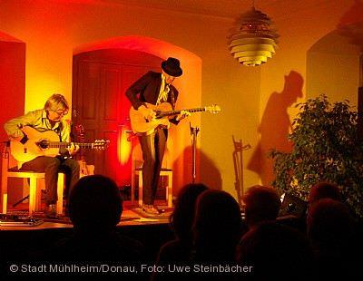 """Magic Acoustic Guitars"" Mühlheim/Donau am 12.01.2020"