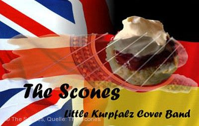 The Scones - Little Kurpfalz Cover Band Niefern-Öschelbronn am 19.04.2020