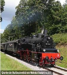 150 Jahre Enztalbahn Bad Wildbad