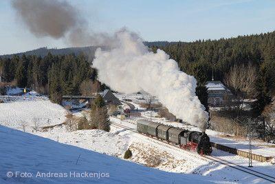 """3-Seenbahn - """"Ein Traum von Schnee und Dampf"""" Titisee-Neustadt"""