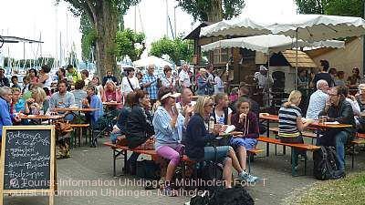 Sommermarkt der Kunsthandwerker Uhldingen-Mühlhofen