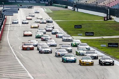 Finale ADAC GT Masters Hockenheim