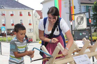 """Allgäu-Tag"" Isny im Allgäu am 15.08.2020"