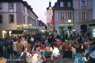 41. Altstadtfest Ansbach