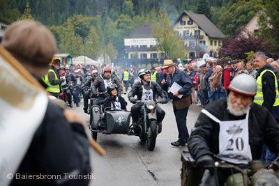 8. Baiersbronn Classic - Schwarzwald-Rallye für Genießer am 24.09.2020 bis 27.09.2020