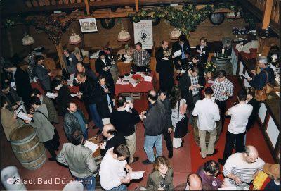 Große Weine - Eine Präsentation des Forum Pfalz e.V. Bad Dürkheim