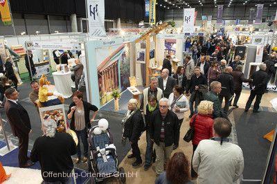 BAUEN WOHNEN Garten - Messe für moderne Lebensräume Offenburg