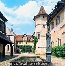"""""""Von Tisch und Tafel - Essen und Trinken in Schlössern, Klöstern und Burgen"""" Tübingen"""