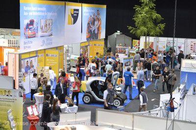 Berufsinfomesse - BIM Offenburg