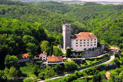 Guttenberger Burgfest Haßmersheim