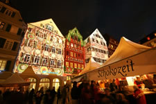 Internationales Schokoladenfestival chocolArt Tübingen