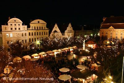 Christkindlmarkt Neuburg / Donau am 06.12.2019 bis 15.12.2019