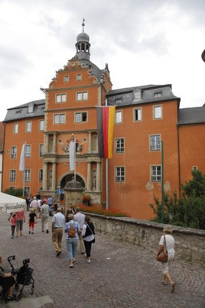"""Landesweiter Schlosserlebnistag - """"Essen und Trinken"""" Bad Mergentheim"""