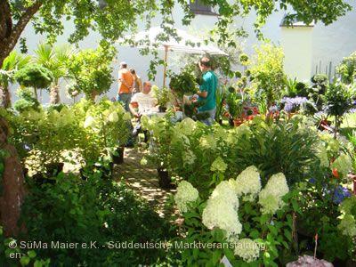 Gartenfestival Wasserschloss Inzlingen