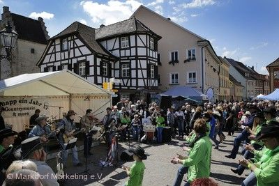 Dixiefest Markdorf am 05.05.2019