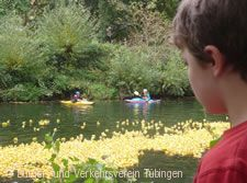 19. Entenrennen Tübingen