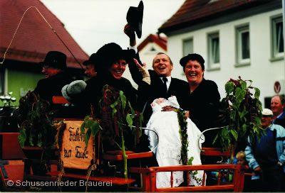Schussenrieder Fuhrmannstag Bad Schussenried