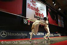 Deutsche Samsung Fechtmeisterschaft Tauberbischofsheim am 25.03.2017 bis 26.03.2017