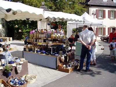 Herbst- und Töpfermarkt Ilshofen