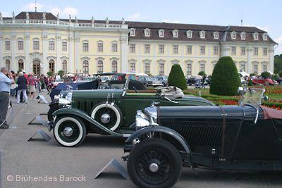 RETRO CLASSICS meets Barock Ludwigsburg