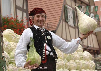 Filderkrautfest Leinfelden-Echterdingen