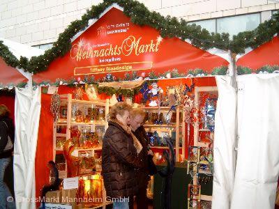 Der besondere Weihnachtsmarkt Mannheim