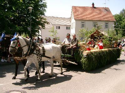 Adelindis Heimat- und Kinderfest Bad Buchau am Federsee