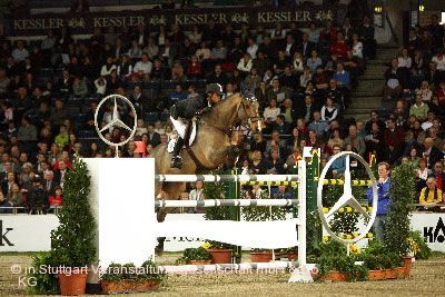 Internationales Reitturnier German Masters Stuttgart