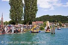 37. Uhldinger Hafenfest Uhldingen-Mühlhofen