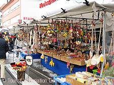 Ostermontagsmarkt Dornstetten