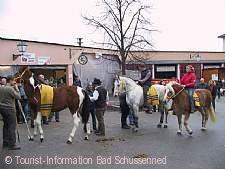 Pferde- und Krämermarkt Bad Schussenried