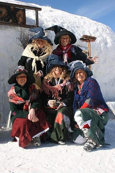 Hexen-Contest Feldberg im Schwarzwald