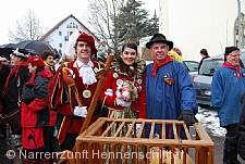 Traditioneller Fasnetsmarkt Immenstaad am Bodensee