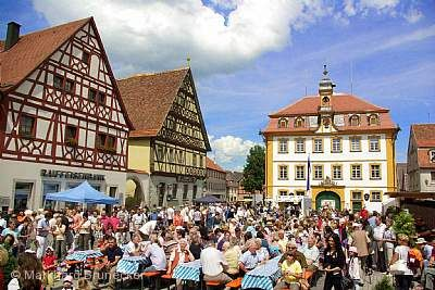Weinfest Röttingen
