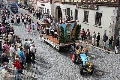 96. Traditionelles Gauvolksfest Röttingen