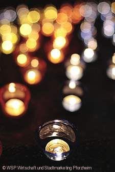 Großes Lichterfest Pforzheim