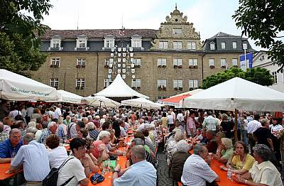 23. Hohenloher Weindorf Öhringen