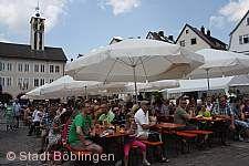 Stadtfest Böblingen am 29.06.2018 bis 01.07.2018