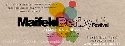 Maifeld Derby Mannheim