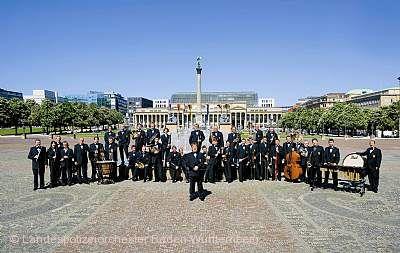 Benefizkonzert mit dem Landespolizeiorchester Baden-Württemberg Bad Krozingen