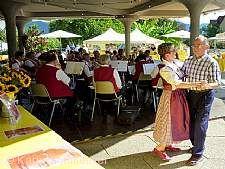Musik & Weinfest 2017 Badenweiler