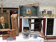 Antiquitäten- und Frühlingsmarkt Tübingen
