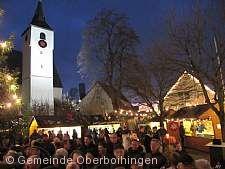 Weihnachtsmarkt Oberboihingen