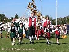 Herbstfest Niederstetten