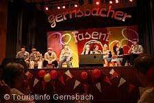 9. Fasentsitzung Gernsbach