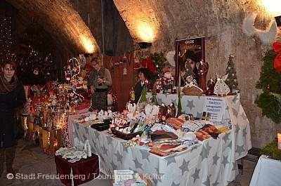 Weihnachtsmarkt Freudenberg/Main