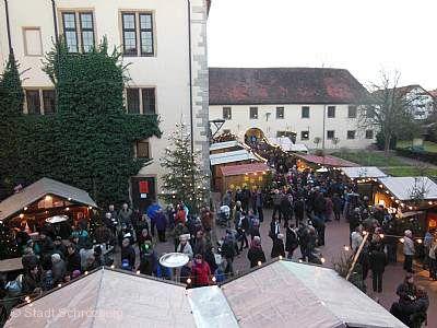 Weihnachtsmarkt Schrozberg