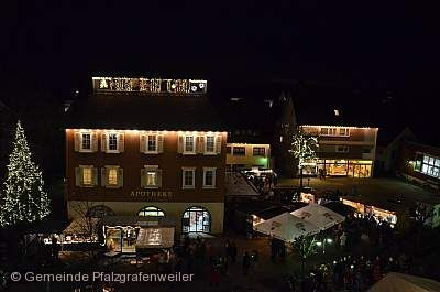 Weilermer Weihnachtsmarkt Pfalzgrafenweiler